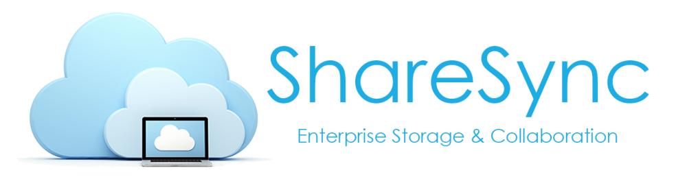 ShareSync secure file sharing