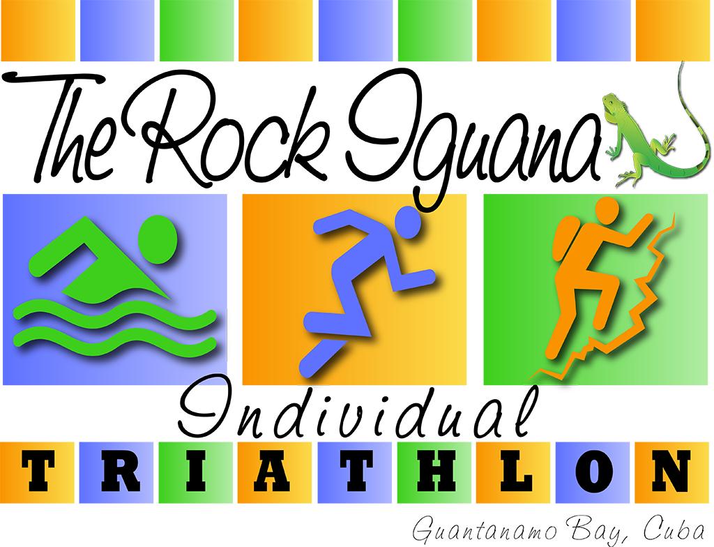 Rock Iguana Triathlon Design